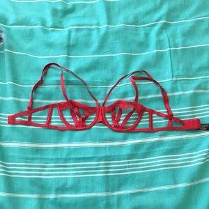 Victoria's Secret strappy bra